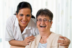 Caregiver in Wilmette IL: Taking Time Off