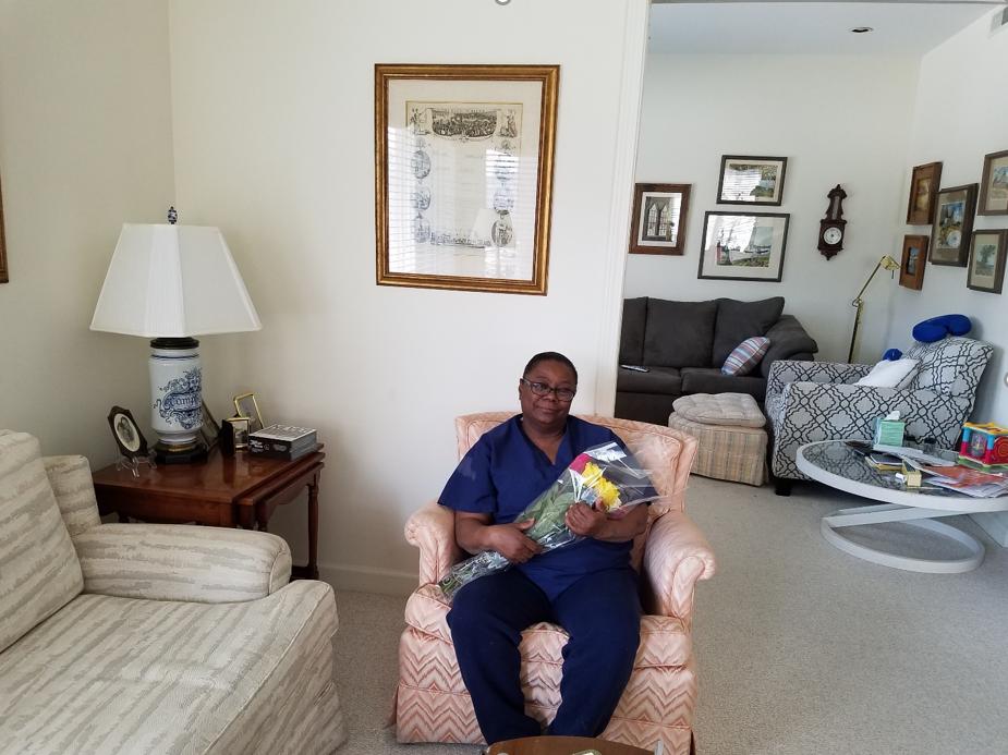 Caregiver of the Month - Monique Davis