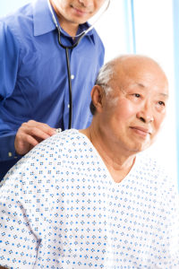 Elder Care in Deerfield IL: Senior Asthma Attack