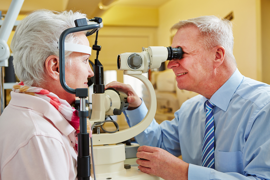 Elderly Care in Highland Park IL: Common Eye Conditions