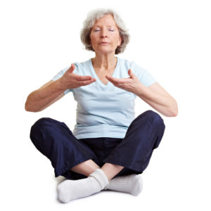 Caregiver in Lake Bluff IL: Stress Relieving Techniques