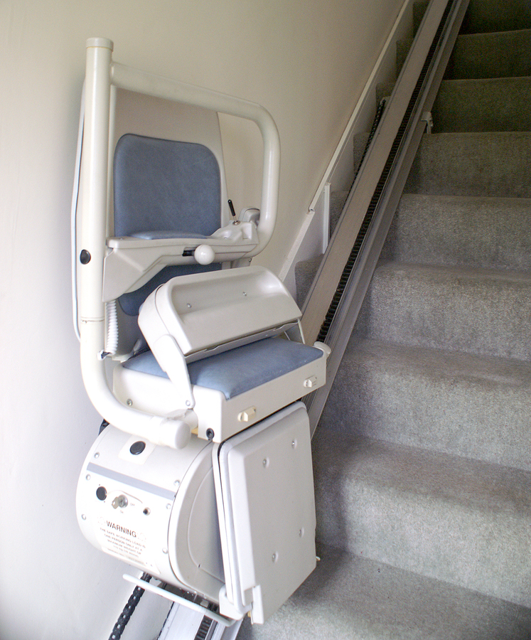 Senior Care in Deerfield IL: Stairlifts