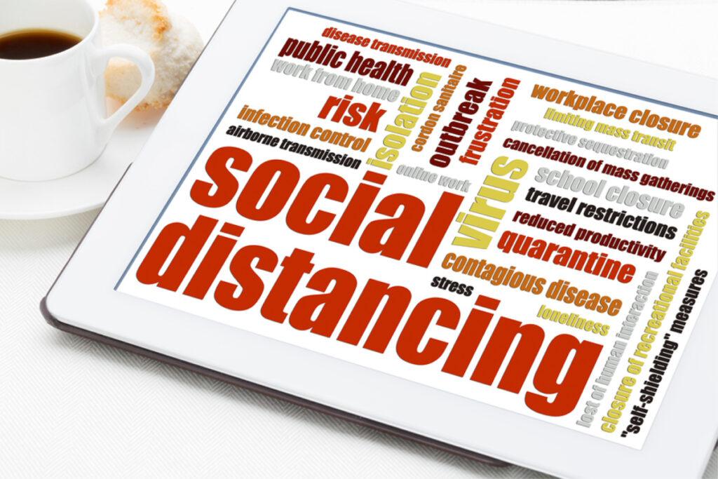Senior Care in Wilmette IL: Social Distancing