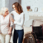 Elderly Care in Glencoe IL: Maintaining Her Balance