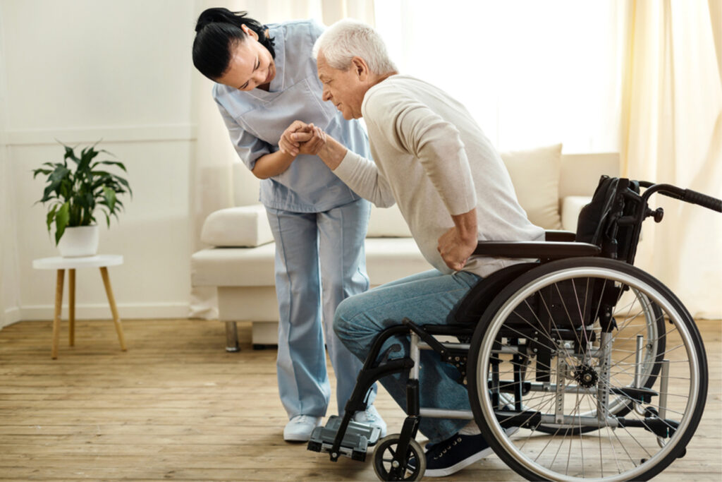 Home Care in Northbrook IL: Outpatient Therapy At-Home Service