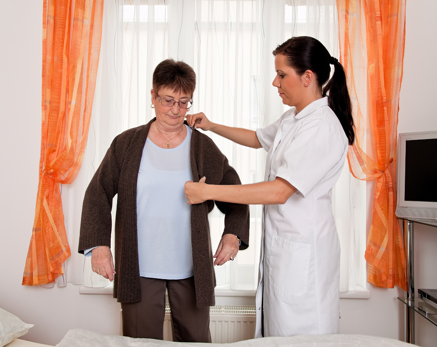 Elderly Care in Northbrook IL: Make Getting Dressed Easier