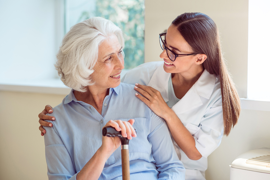 Home Care Services in Lake Forest IL: Becoming Her Caregiver