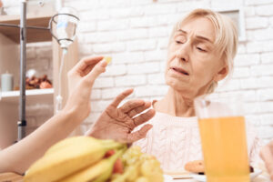 Home Health Care in Lake Forest IL: Not Eating