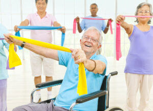 Caregiver in Lake Bluff IL: Physical Therapy