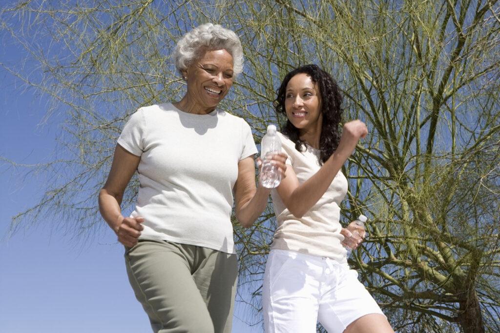 Elder Care in Lake Bluff IL: Get Outside
