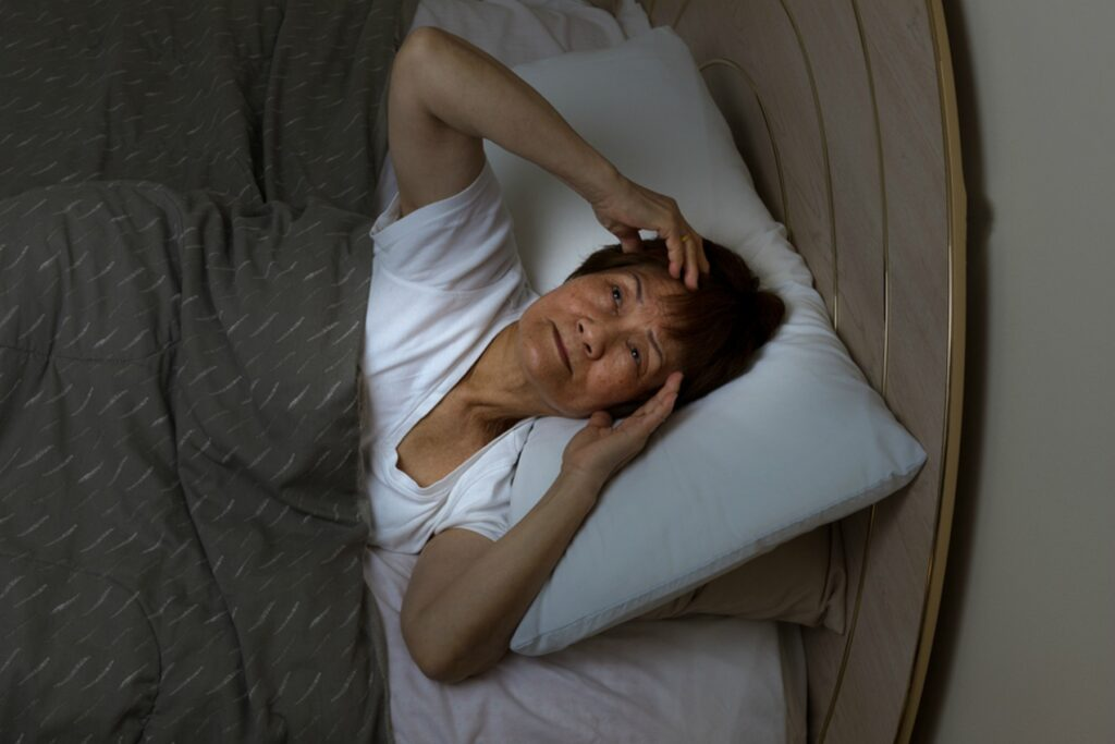 Caregiver in Lake Forest IL: Sleep Issues