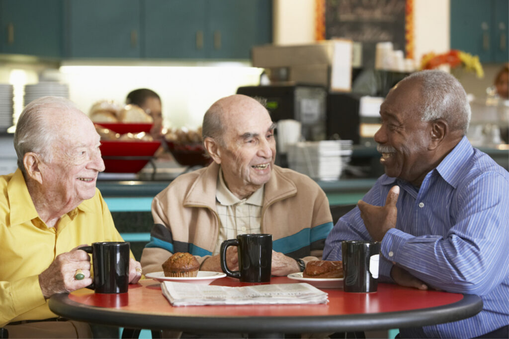 Caregiver in Northbrook IL: Social Activities