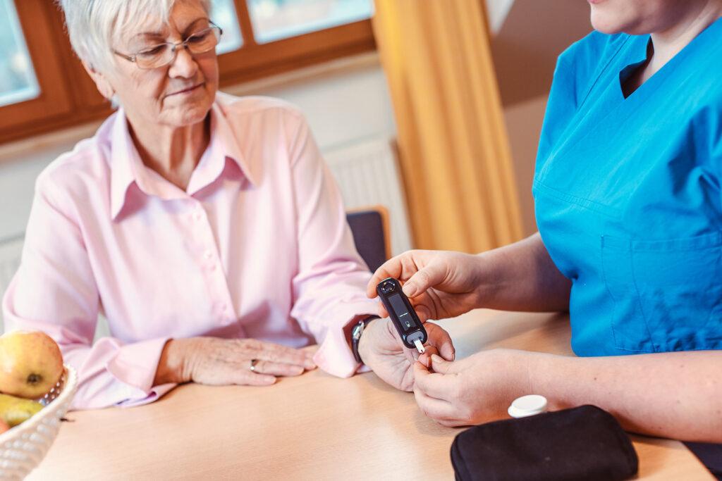 Home Health Care in Lake Bluff IL: Diabetes